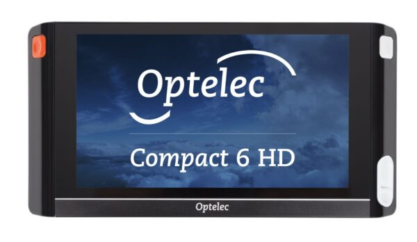 Optelec Compact 6HD Vorderseite