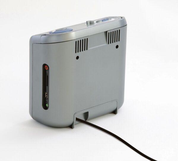 Optelec LS20 CR+ Rückseite mit Kkabel