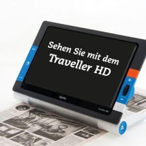 Optelec Traveller HD Bildschirmlesegerät